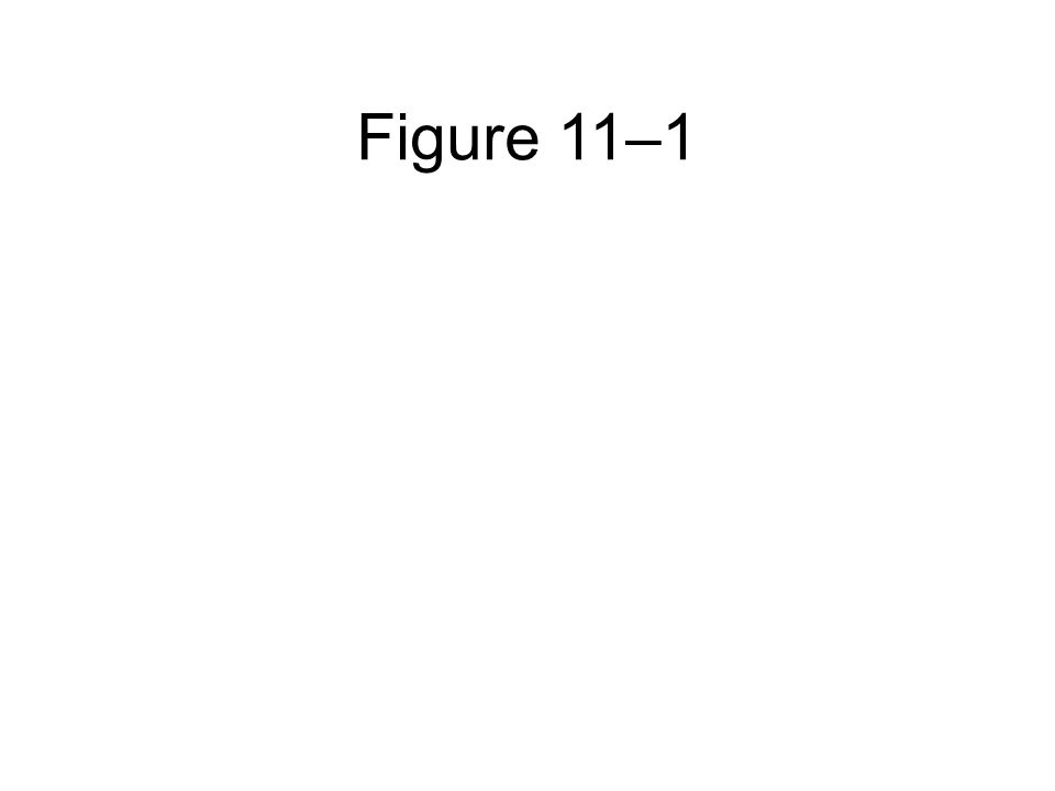 Figure 11–1