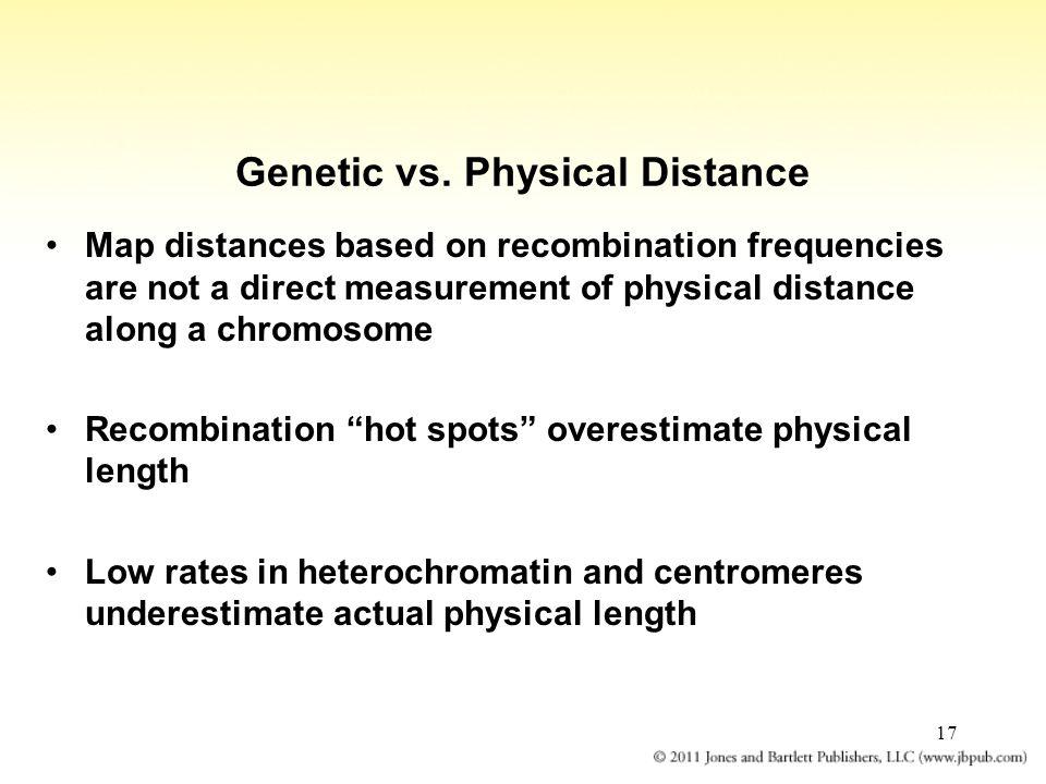 17 Genetic vs.