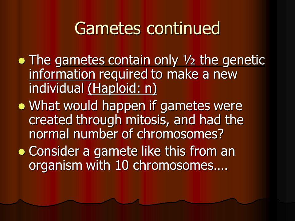 Crossing Over.One source of variation between gametes HUGE jump in genetic diversity.