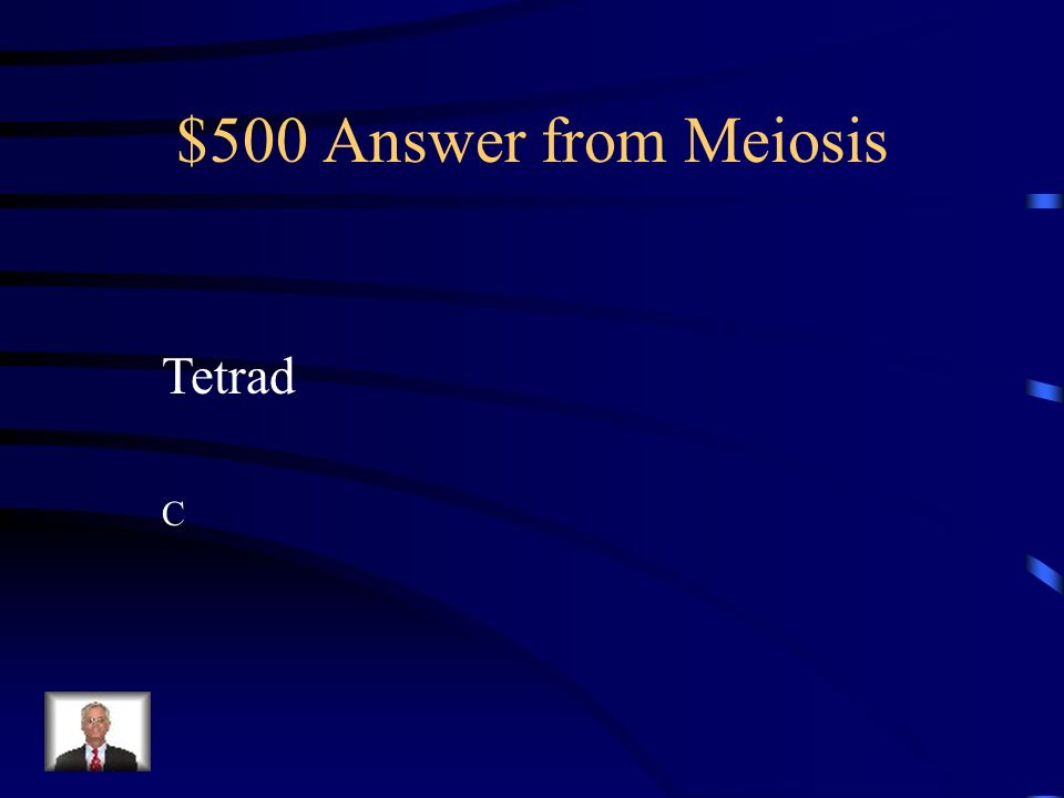 $500 Question from Meiosis What is the structure labeled X in stage A.
