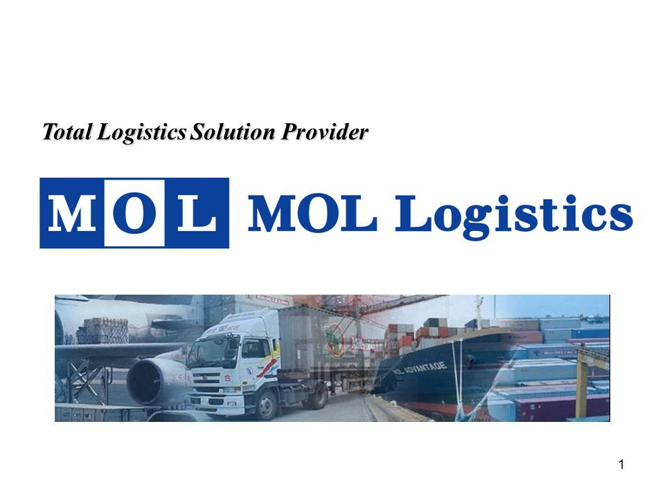 1 Total Logistics Solution Provider