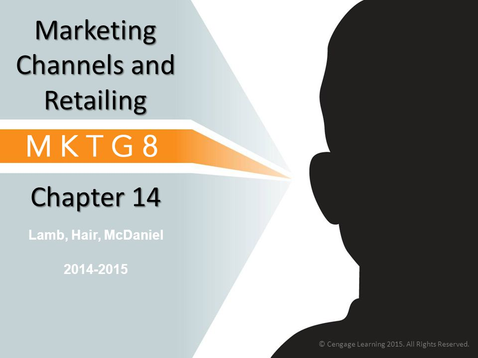 Retailing and CRM © 2015 by Cengage Learning Inc.All Rights Reserved.