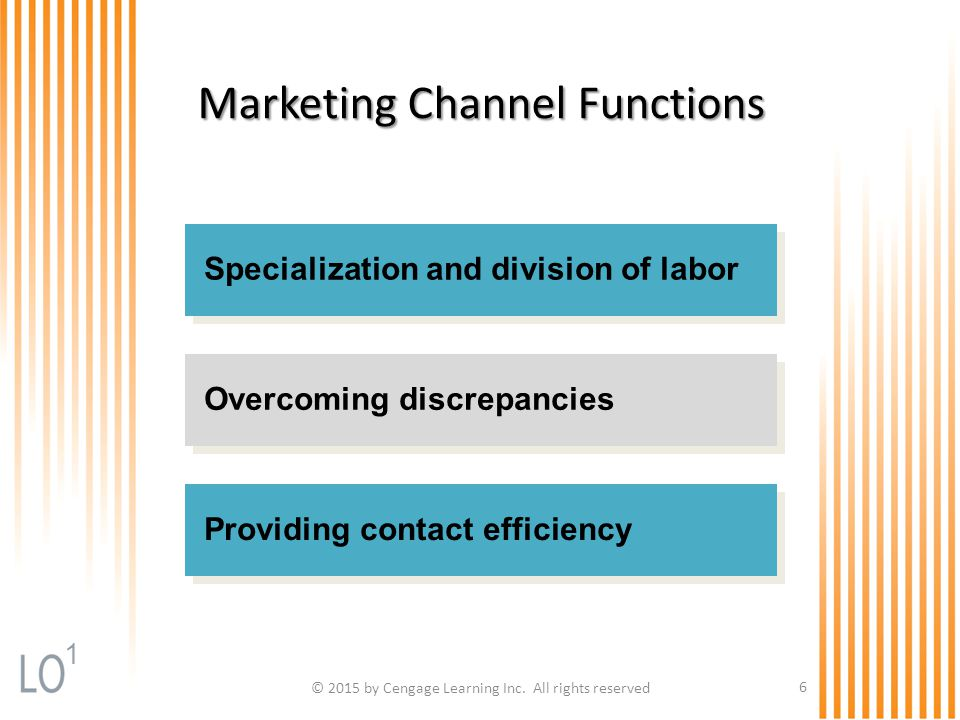 Global Channel Relationships 3 Global Channel Development Global Channel Development Channel policies differ Channel policies differ Gray marketing channels Gray marketing channels © 2015 by Cengage Learning Inc.