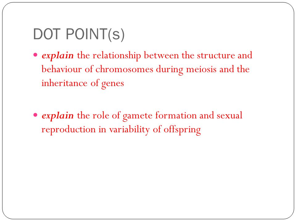 Introduction Today we know that every species has a characteristic number of chromosomes in every body cell (eg: 46 chromosomes in humans).