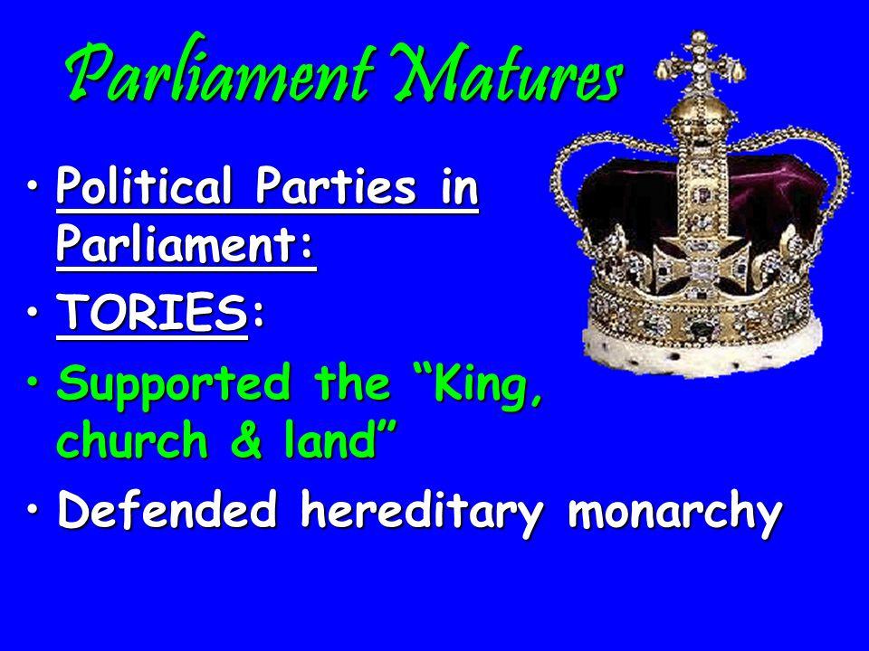 Constitutional Monarchy Constitutional Monarchy:Constitutional Monarchy: Power of the monarch is limited by a constitutionPower of the monarch is limi