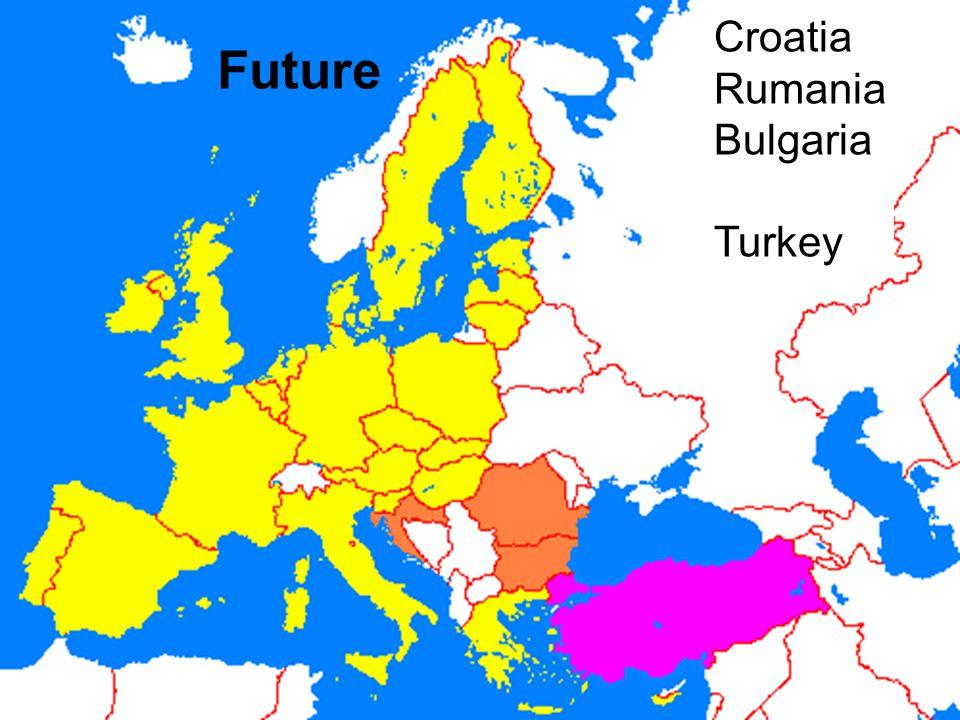 Future Croatia Rumania Bulgaria Turkey
