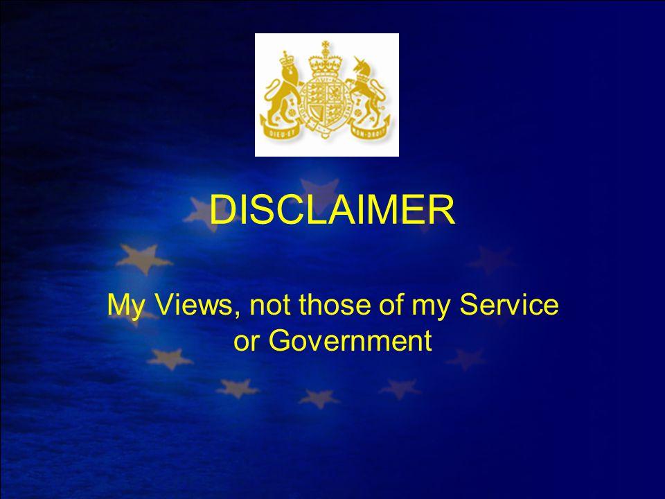 DISINTEGRATING EU Constitution fails and the EU will gradually disintegrate.