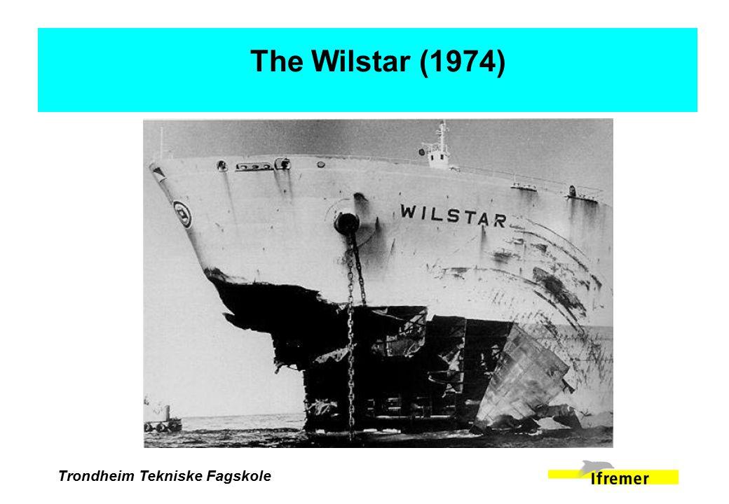 Trondheim Tekniske Fagskole The Wilstar (1974)