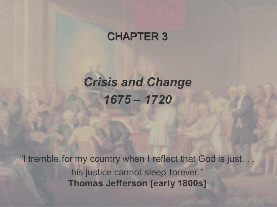 King William's War 1689 – beginning 75 years of war between England & France
