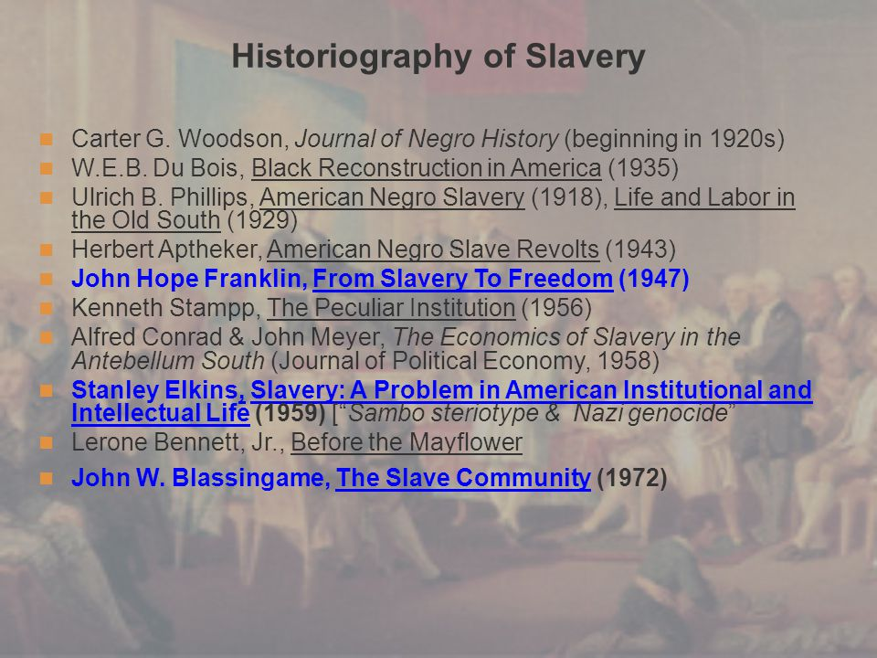 African Origins of North American Slaves, 1690–1807 Nearly all slaves in English North America were West Africans.