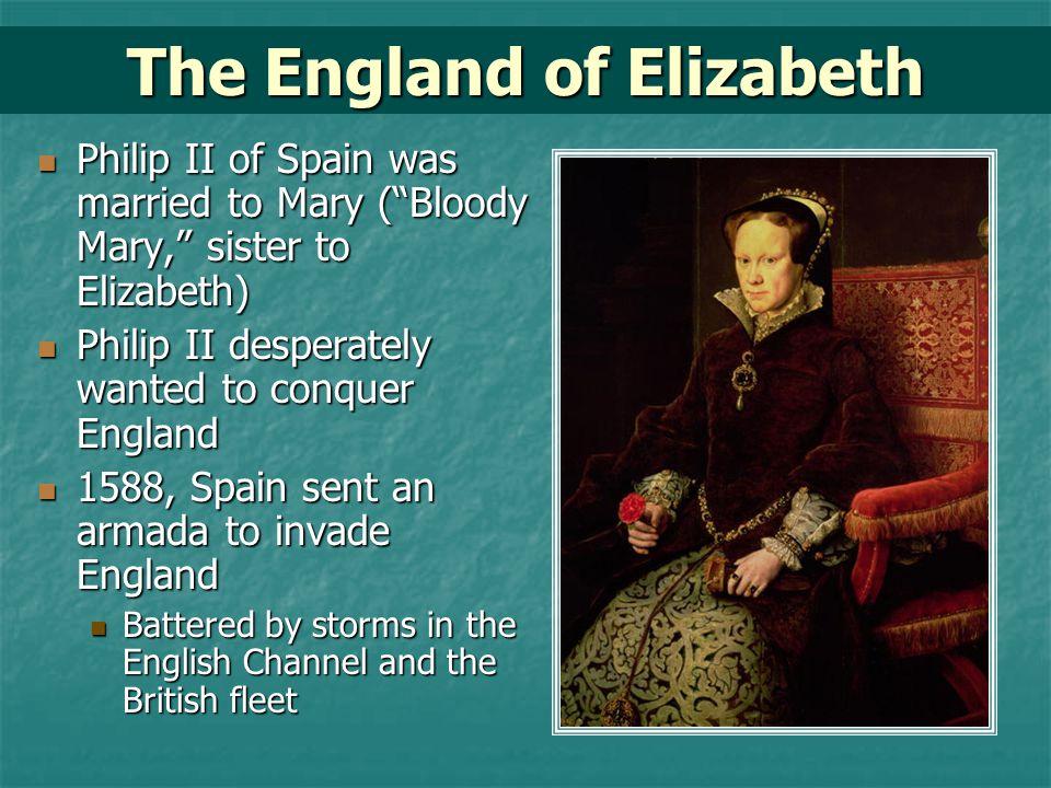"""Elizabeth I The """"Virgin"""" Queen – never married"""
