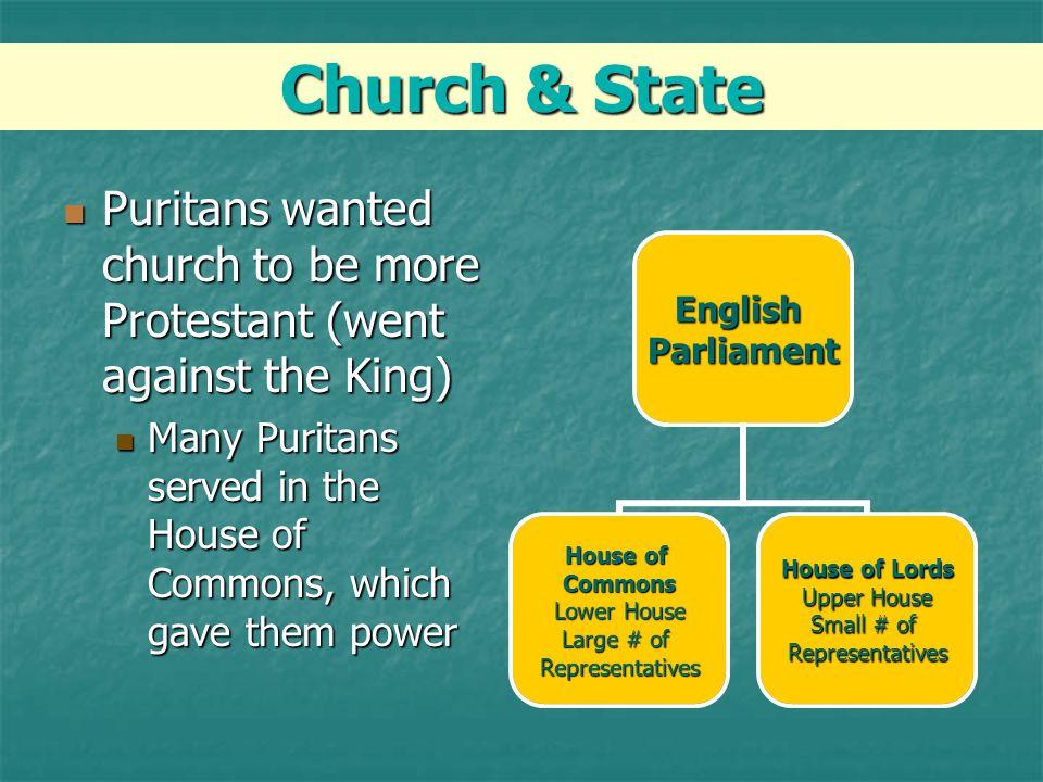 Revolutions in England English Revolution English Revolution Parliament vs. the King Parliament vs. the King Who has the power to govern? Who has the
