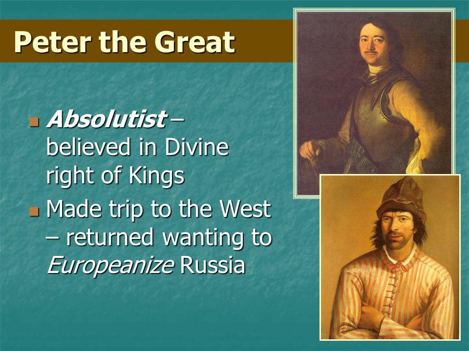 Ivan the Terrible (Russia) Ivan the Terrible (Russia) 1 st Russian czar (Russian for Caesar) 1 st Russian czar (Russian for Caesar) Ruthless Ruthless