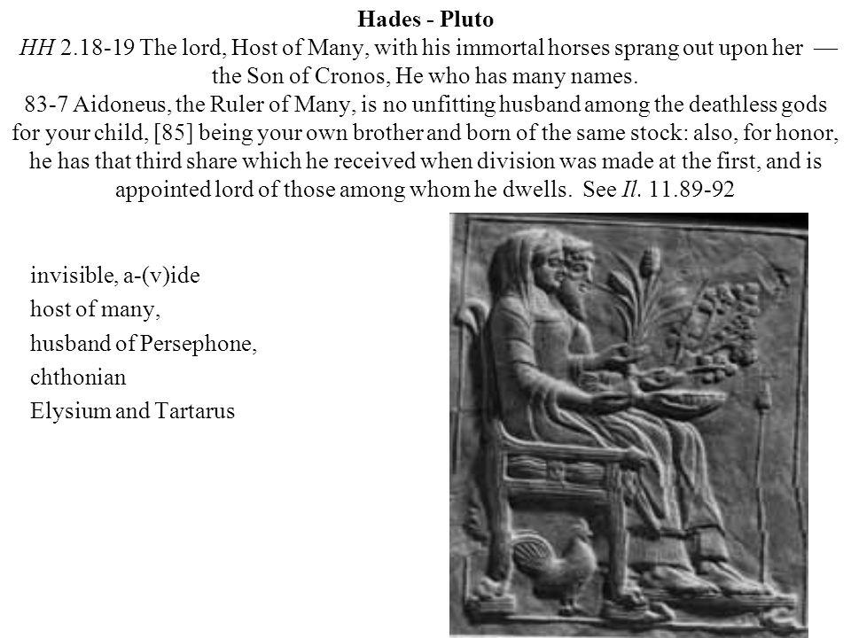Hera - Juno HH 12 I sing of golden-throned Hera whom Rhea bore.
