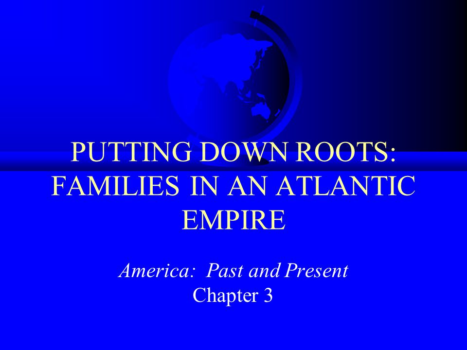 Sources of Stability: New England Colonies of the Seventeenth Century F New Englanders replicated traditional English social order F Contrasted with experience in other English colonies F Explanation lies in development of Puritan families