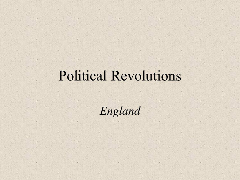 English Revolution Stuarts of Scotland –James I Forced the Anglican Religion on the people of England Dismissed Parliament for 10 years Ruled by Divine Right James I