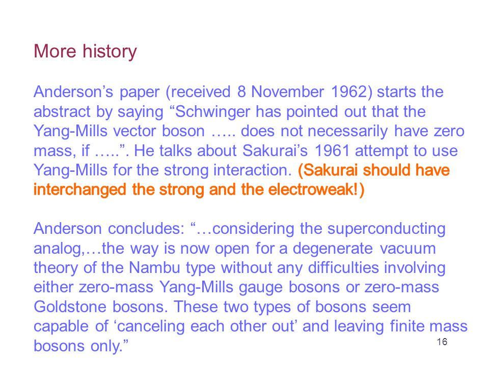 Private Higgs Observe that the rich and the powerful do not share chauffeurs Strikes me as strange if the top quark and the electron have to share the same Higgs Various papers with Porto, Bentov, Yuan, and others; many implications for LHC phenomenology and a natural candidate for dark matter 17