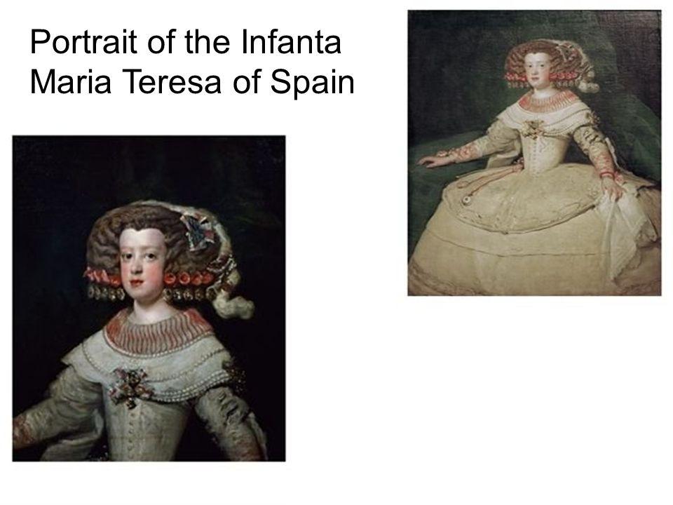 Portrait of the Infanta Maria Teresa of Spain