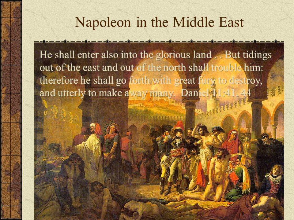 Napoleon in the Middle East
