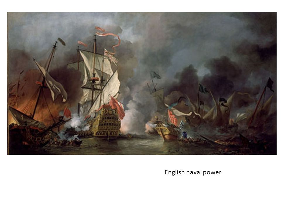 English naval power