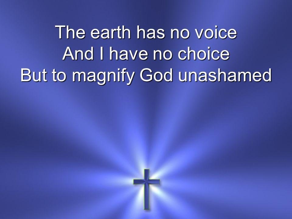 Almighty, Most Holy God Faithful through the ages Almighty, Most Holy Lord Glorious Almighty *