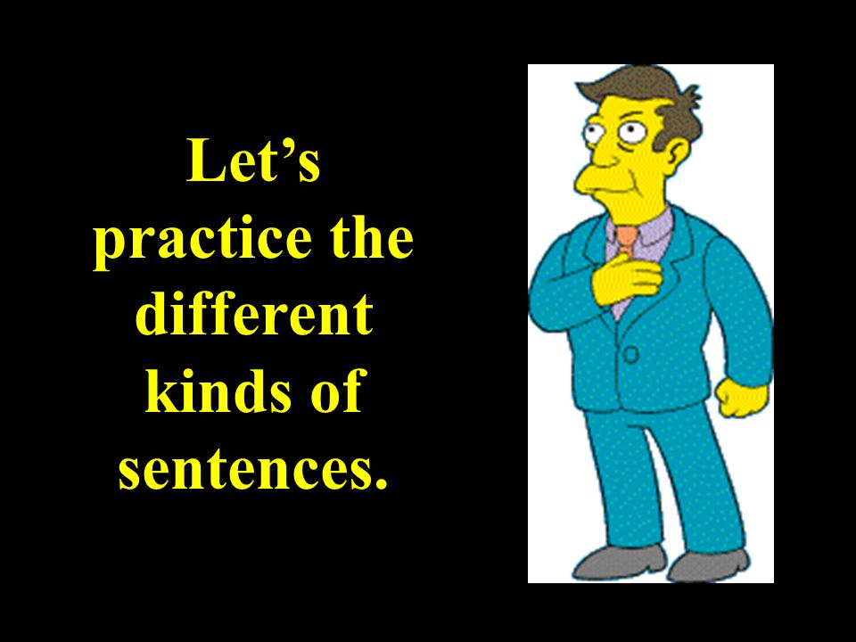 Examples of Complex Sentence Marge + Homer.