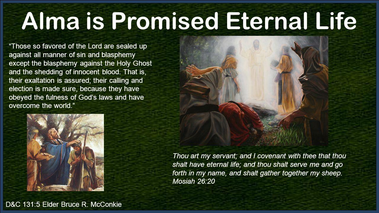D&C 131:5 Elder Bruce R.