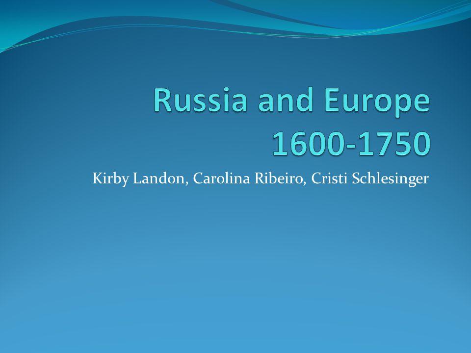 Kirby Landon, Carolina Ribeiro, Cristi Schlesinger