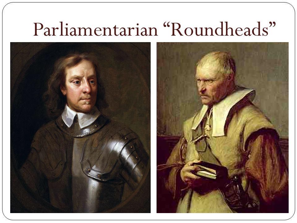 "Parliamentarian ""Roundheads"""
