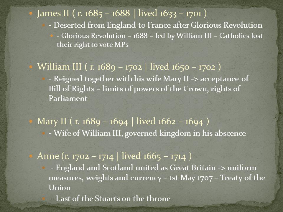 James II ( r.