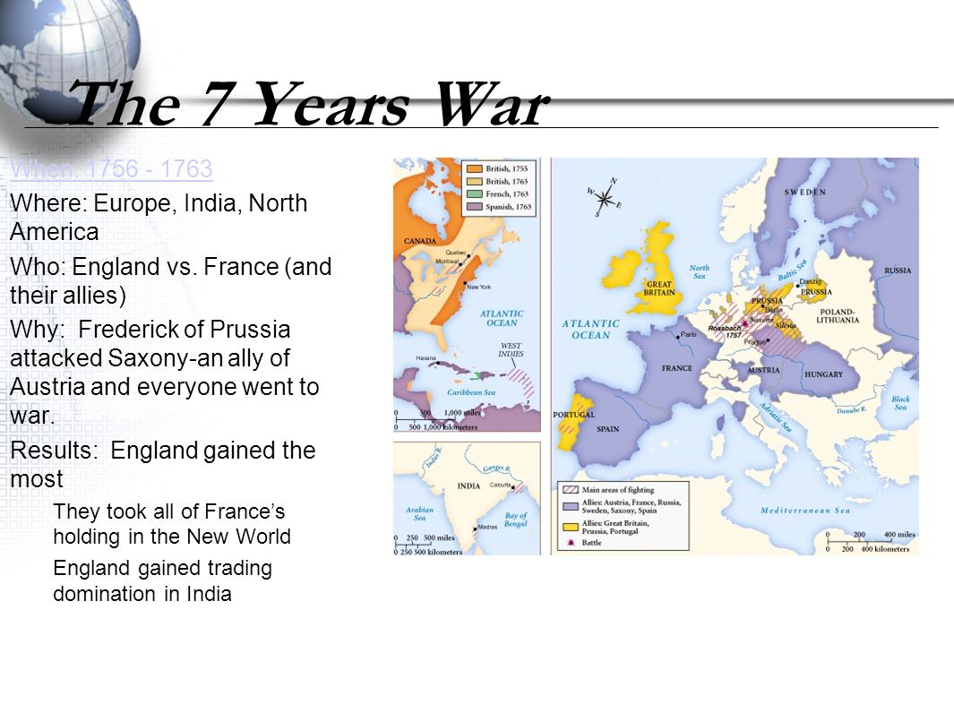 Central Powers collide Peace of Westphalia - - Divided the Holy Roman Empire into more than 300 separate states Hapsburgs still ruled Austria and Bohe