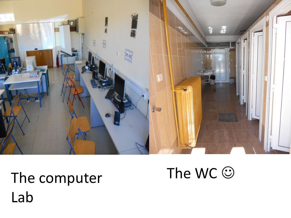 The WC The computer Lab