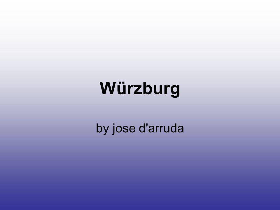 Würzburg by jose d'arruda