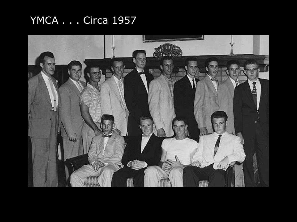 YMCA... Circa 1957