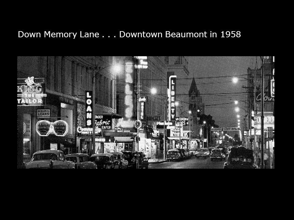 Down Memory Lane... Highland Avenue Corner