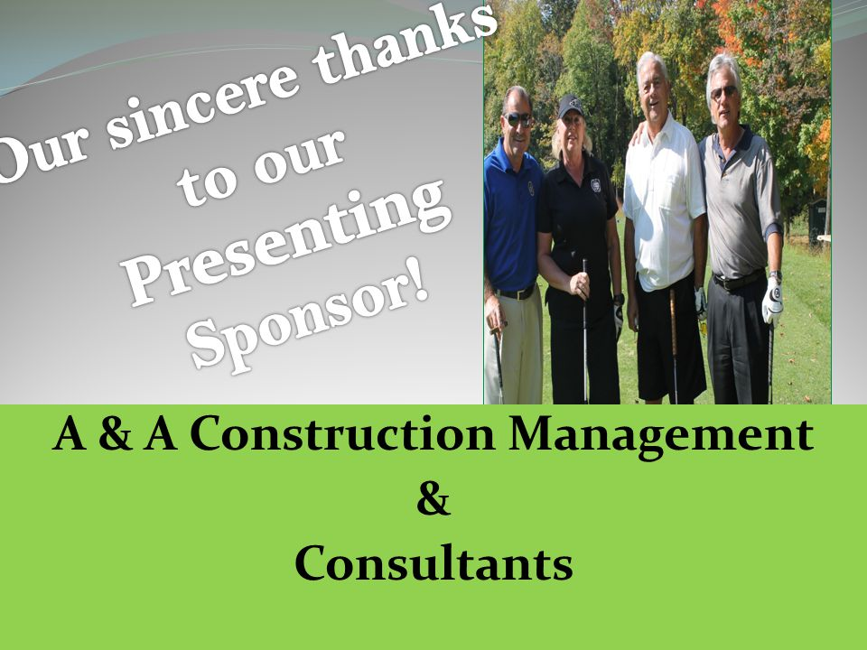 We gratefully acknowledge our Lunch & Cocktail Reception Sponsors! Comerro Coppa Architects Downtown Paterson Special Improvement District Northeast R