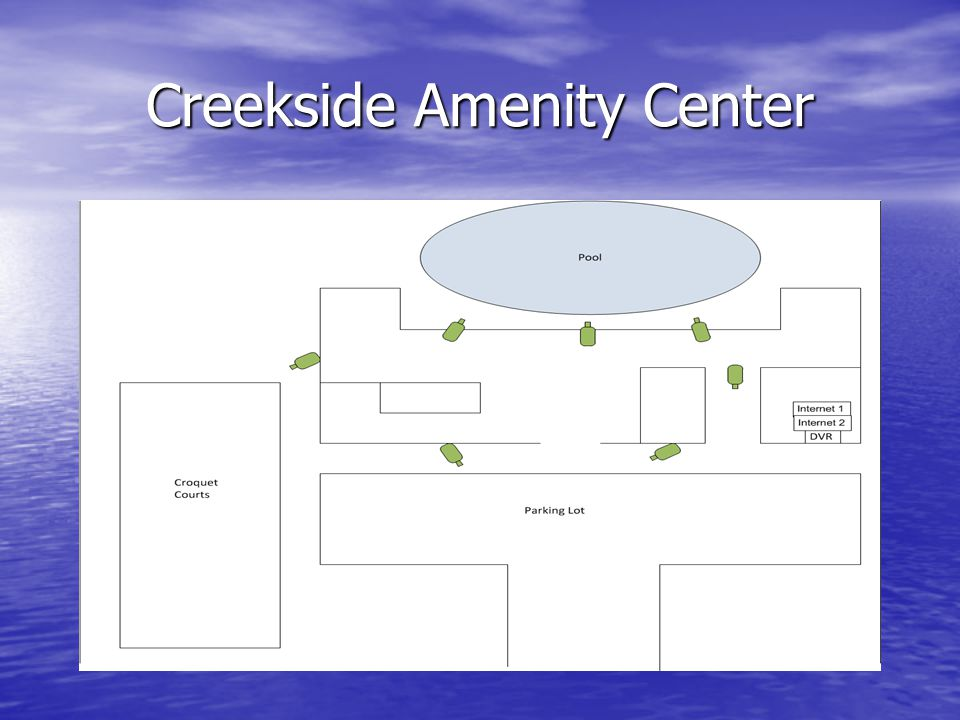 Creekside Amenity Center