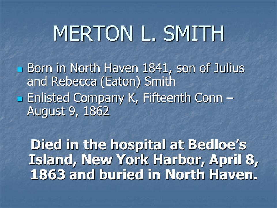 MERTON L.