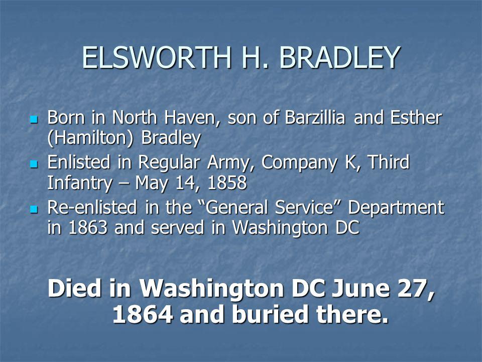 ELSWORTH H.