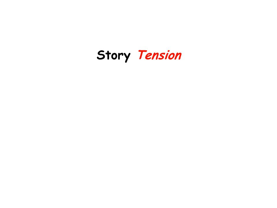 Story Tension