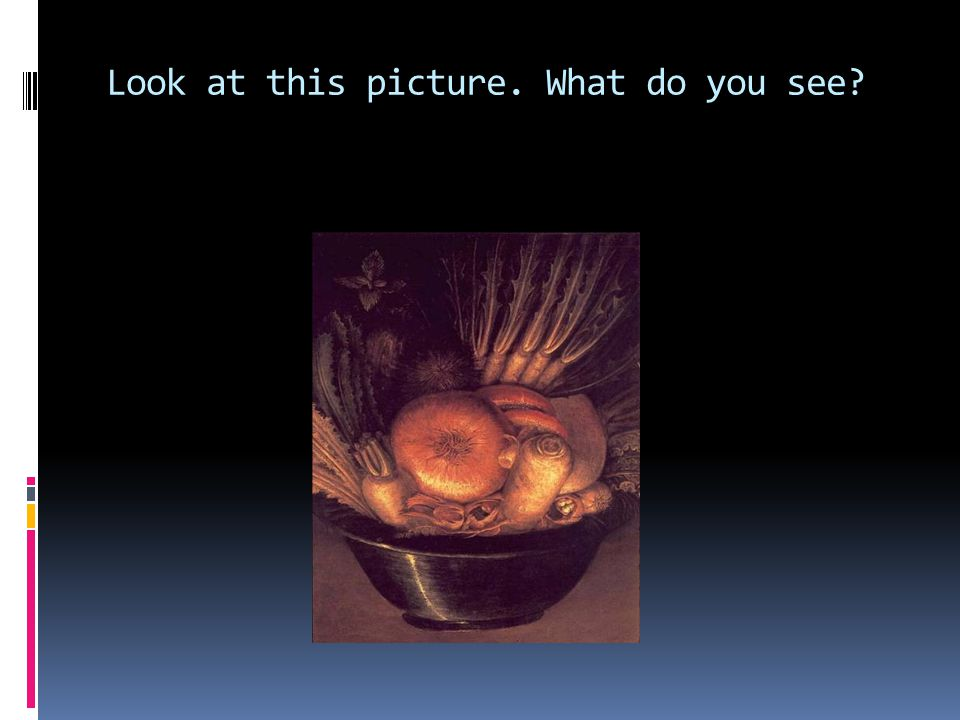 What do you see now? What word(s) would you use to describe the artist who painted this picture?