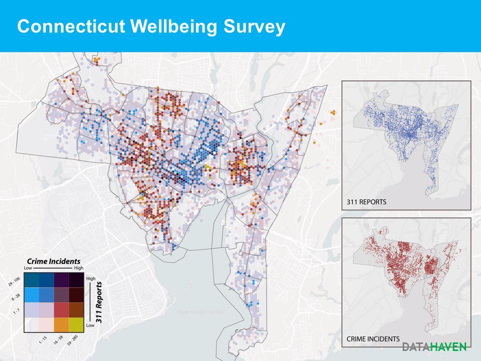 DATAHAVEN Connecticut Wellbeing Survey