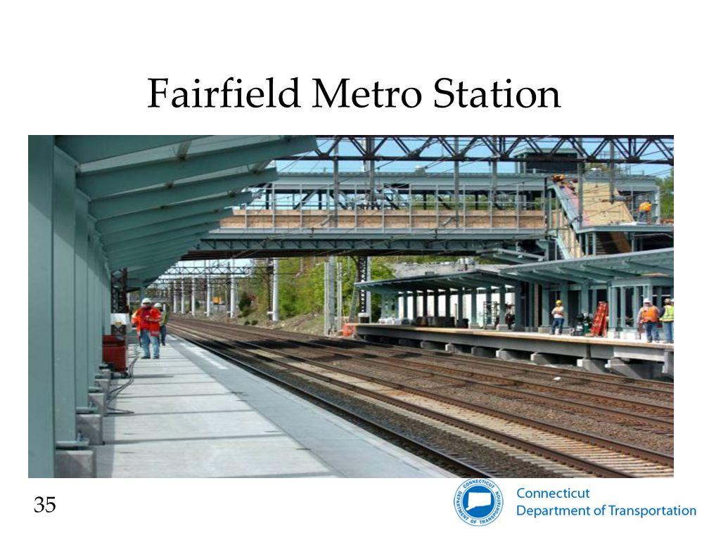 Fairfield Metro Station 35
