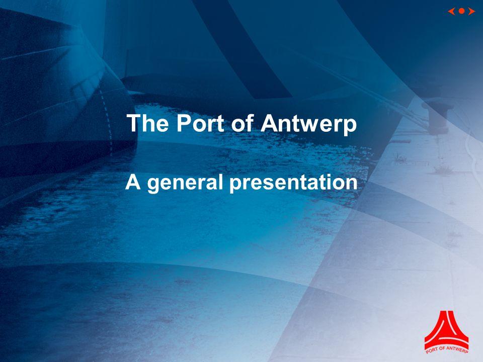 GrowthWorld port Successful factorsLocal impact   Future plans HNN (PSA) P & O Ports Indaver Hercules Gyproc Benelux Borealis Kallo Deurganckdock