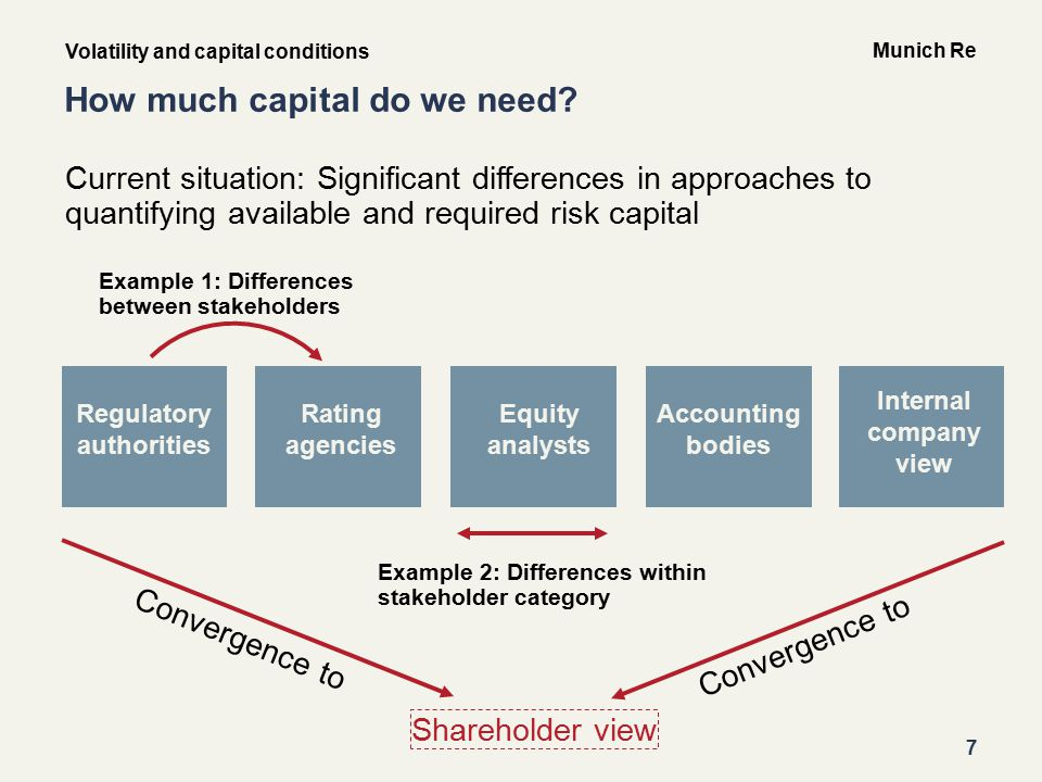 7 Munich Re How much capital do we need.
