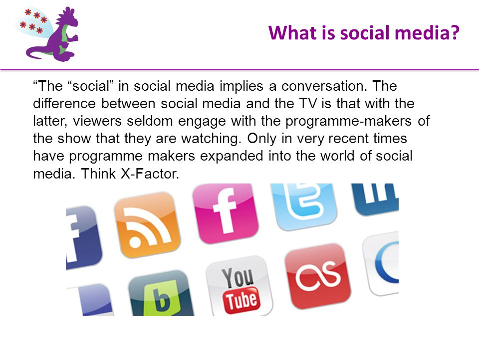 The social in social media implies a conversation.