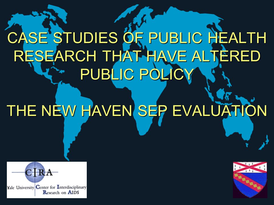 EFFECT OF SEP EVALUATION ON POLICY IN CONNECTICUT l In 1992, the state government reviewed the findings and  Removed the demonstration status.
