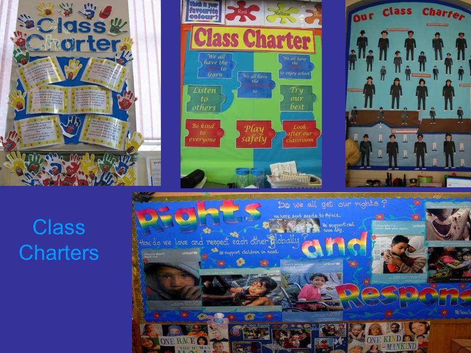 10 Class Charters
