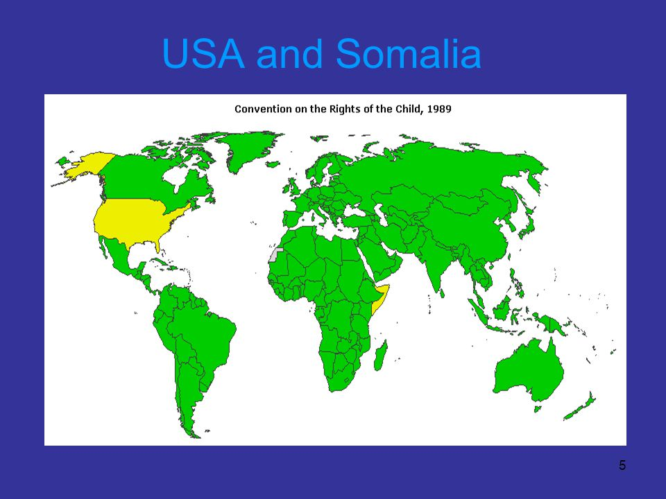 5 USA and Somalia