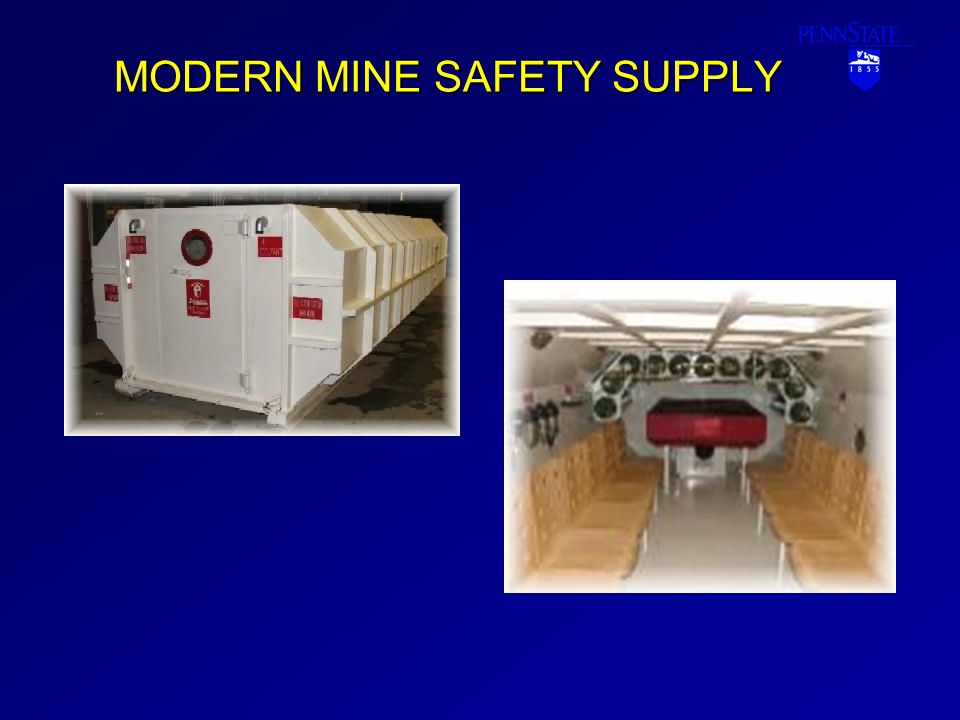 MODERN MINE SAFETY SUPPLY